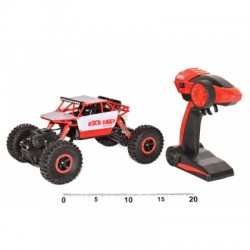ROCK BUGGY Red Scarab