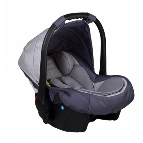 Autosedačka 0 -13kg Coto Baby APRILIA - PATTERN LIGHT GREY